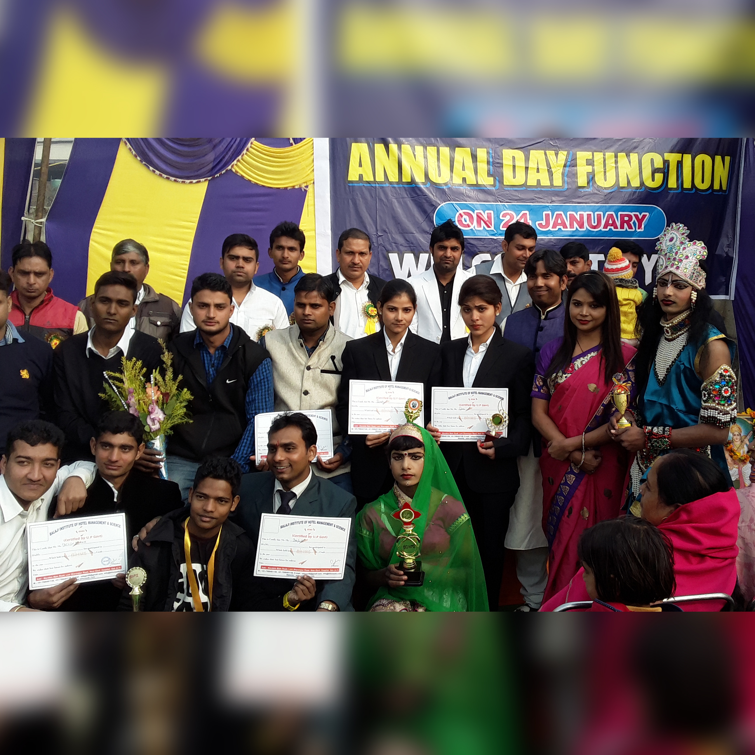 MGITI Annual Day Function